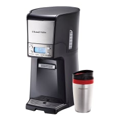 Russell Hobbs Brew Station 1.8L Coffee Maker with Travel Mug, RHCMB5