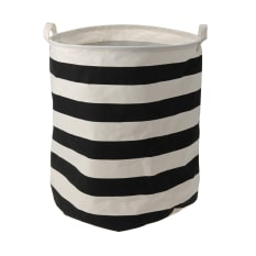 Eco Laundry Bag with Stripes