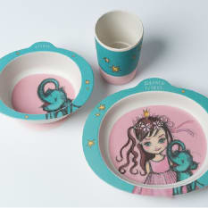 ChicMic Kids Dinner Set, 3 Piece