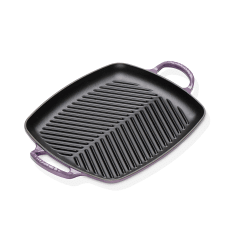 Le Creuset Signature Rectangle Cast Iron Shallow Grill, 30cm
