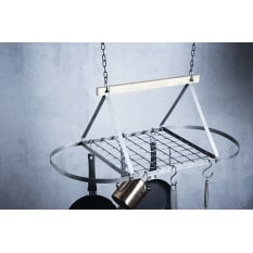 Kitchen Craft Ceiling Mounted Pot Rack