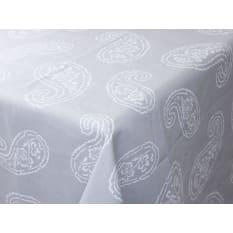 Balducci Rectangular Paisley Tablecloth, 6 Seater