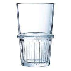 Arcoroc New York Hiball Tumbler Glasses, Set of 6