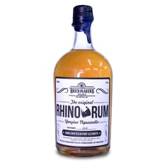 Brickmakers Distilling Co. Rhino Rum, 750ml