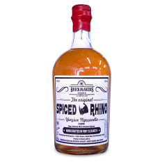 Brickmakers Distilling Co. Spiced Rhino Rum, 750ml