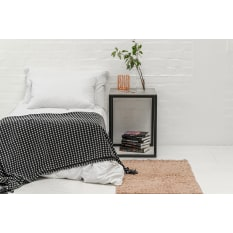 Loft on 5th White Super Down Duvet Inner