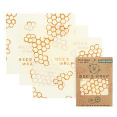 Bee's Wrap Food Wrap, Set of 3