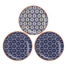Creative Tops Drift Canape Plates, Set of 3