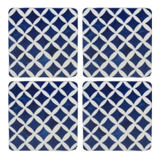 Creative Tops Naturals Coasters, Pack of 4