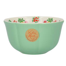 Creative Tops Katie Alice Festival Folk Cereal Bowl