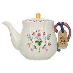 Creative Tops Katie Alice Festival Folk Teapot