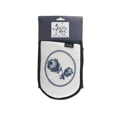 Creative Tops Katie Alice Indigo Double Oven Glove