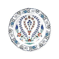 Creative Tops Victoria & Albert Iznik Side Plate