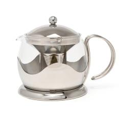 Creative Tops La Cafetiere Le Teapot Silver