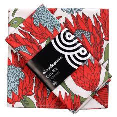 aLove Supreme Fabric Napkins, Set of 2