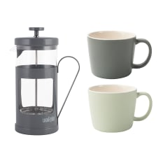 Creative Tops La Cafetiere Monaco Cafetiere French Press Set