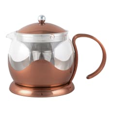 Creative Tops La Cafetiere Le Teapot Copper