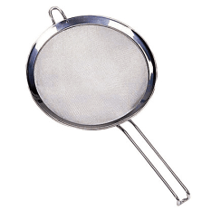 MasterClass Stainless Steel Fine Mesh Sieves