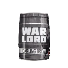 Darling Brew Warlord Party Keg, 5L