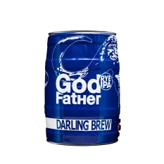 Darling Brew Godfather Party Keg, 5L