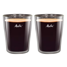 Melitta Coffee Glasses 200ml, Set of 2