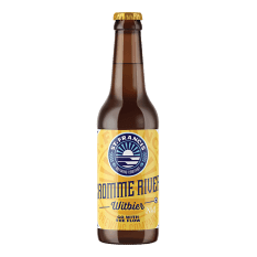 St Francis Brewing Co Kromme River Witbier, 340ml