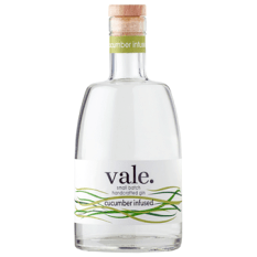 Vale Gin Cucumber Infused, 750ml
