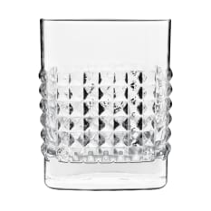 Luigi Bormioli Mixology Elixir Whisky Glasses, Set of 4