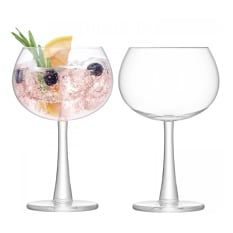 LSA International Gin Balloon Glasses, Set of 2