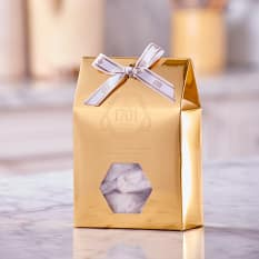 Salted Caramel Brittle & Macadamia Nougat Box, 160g