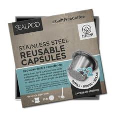 Sealpod NCap Javabean Pack, 2 Pack
