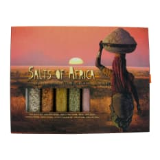 Eat Art Salts of Africa, 10 Pack