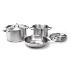 De Buyer Prim Appety Cookware Set, 5 Piece