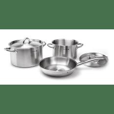 De Buyer Prim Appety Cookware Set, 5 Piece