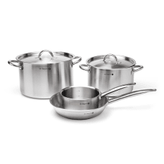 De Buyer Prim Appety Cookware Set, 6 Piece