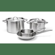 De Buyer Prim Appety Cookware Set, 6 Piece