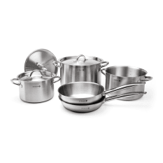 De Buyer Prim Appety Cookware Set, 8 Piece