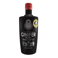 Ginifer Chilli Infused Joburg Dry Gin, 750ml