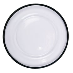Nicolson Russell Contemporary Glass Charger Plate