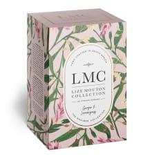 LMC Ginger & Lemongrass Rooibos Tea, 20 Sachets