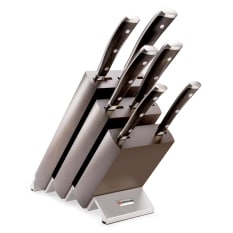 Wusthof Ikon 6 Piece Knife Block Set
