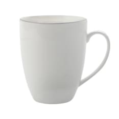 Maxwell and Williams Edge Coupe Mug, 450ml