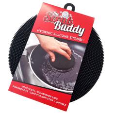 Scrub Buddy Hygienic Silicone Sponge