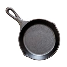 Lodge Heat Treated Cast Iron Skillet, 13cm