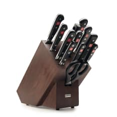 Wusthof Classic Knife Block Set with 12 Knives