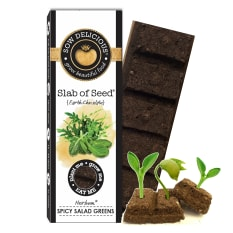 Sow Delicious Pure Collection Slab of Seed Salad