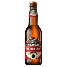 Noon Gun BrewerySmooth Bore Lager, 340ml