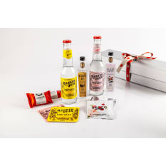 Barker and Quin Gin and Tonic Valentine's Gift Box