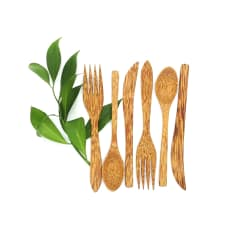 The Bamboo Project Cutlery Set