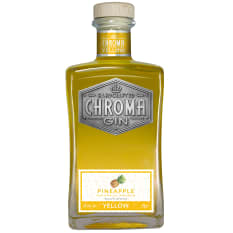 Chroma Handcrafted Pineapple Gin, 750ml